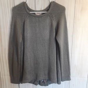 Forever 21 Cut-Out Sweater